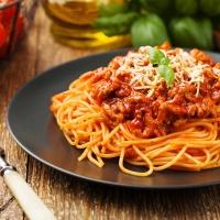 Spaghettisaus: 750 gr + 250 gr GRATIS